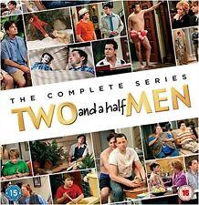 Two and a Half Men - Season 1 - 12 [DVD] *NEU* Die Komplette Serie auf 41 DVDs