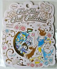 Snow White Belle Cinderella Kawaii sticker sack flakes stickers