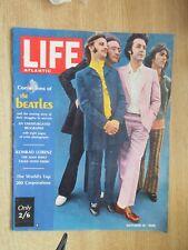 LIFE Atlantic  Magazine  Oct 14  1968   Confessions of the Beatles