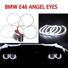 ngel Eyes Light For BMW E36 E38 E39 E46 White Car Headlight LED CCFL Halo Rings