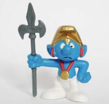 GUARD SMURF VINTAGE ITEM by SCHLEICH FROM THE SMURFS - 20109