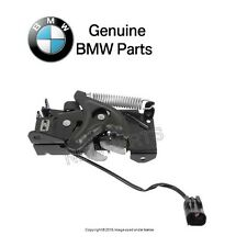 For BMW F22 F30 F34 F80 F87 Lower Driver Left Hood Lock Genuine 51237242548