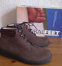 Neu Naturalfeet Damen Stiefel Boots Gr 38 echt Leder Nubuk made in Germany