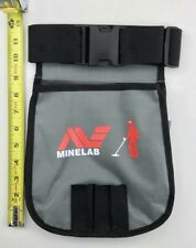 Minelab Metal Detector Finds Treasure Bag, Pouch, Inner Pocket, Free Shipping!