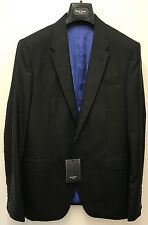 Paul Smith Blazer Negro/Chaqueta LONDON BYARD Ajuste A Medida