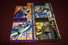 Batman - The Animated Series, Volumes 1-4 (DC Comics Classic Collection) *New*