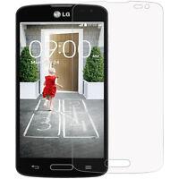 2pcs Clear LCD Screen Protector Guard Film LG F70 D315 /Access 4G LTE L31G /L31L