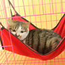 Pet Hammock Soft Bed Animal Hanging Pupply Cat Dog Comforter Ferret Cage .