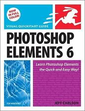 Photoshop Elements 6 for Windows: Visual QuickStart Guide-ExLibrary