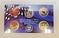 UNITED STATES MINT 50 STATE QUARTERS PROOF SET - 2003