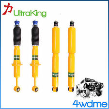 Toyota Prado 120 Series 4WD Front and Rear Struts Shocks 2inch 50mm Suspension
