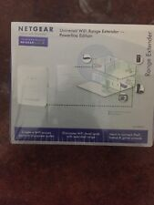 Netgear Universal WiFi Range Extender-Powerline 200 (Edition-XAVNB 2001)