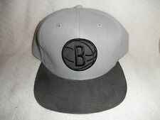 """BROOKLYN NETS """"MITCHELL & NESS""""  FITTED HAT (SIZE 7 1/2) NW/TAGS"""