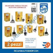 2 LAMPADINE XENON PHILIPS OPEL ANTARA ASTRA GTC J SPORTS TOURER CASCADA INSIGNIA