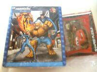 Puzzles Fantastic Four, Casse-tete Unicorn & Cars Puzzle Bundle …