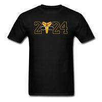 Kobe Bryant 2 Infinity 24 Black Mamba Shirt LA T-Shirt