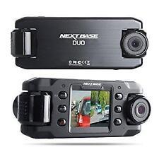 NEXTBASE Duo Dash Cam GPS 720p HD Video Recorder - Grade A