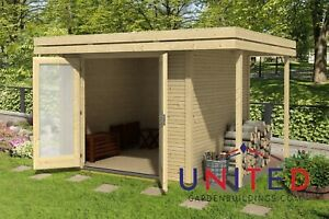Jane Office Pod Garden Room Summerhouse Gym Studio With Available Insulated