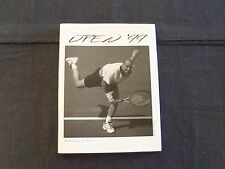 book - Open '99 , 1999 US Pro Tennis Open, played at USTA National Tennis Center