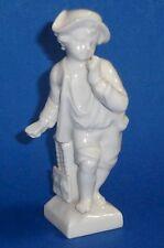 KPM BERLIN MEYER Lion LEO ZODIAC SIGN Antique Porcelain Summer BOY JULY FIGURINE
