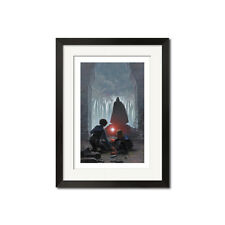 Star Wars x Ralph McQuarrie Concept Art Poster Print 0807