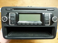 Radio Volkswagen VW Passat Touran golf caddy rcd210 mp3/1k0035156a
