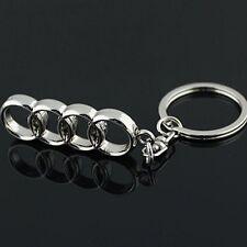 Audi Car Logo Key Chain