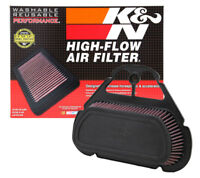 YA-6001 K&N Replacement Air Filter fits YAMAHA R6 R6S YZF 599cc 1999-2009 All