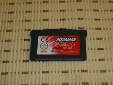 MEGAMAN Battle Network 4 RED SUN PER GAMEBOY ADVANCE SP E DS LITE
