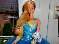 Vintage Barbie Super-Hair m. Vintage-Kleidung mit Originalschmuck und Zugaben VB