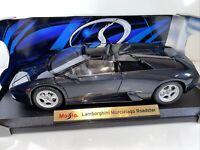 1:18 Maisto Special Edition  Lamborghini Murcielago Roadster Black