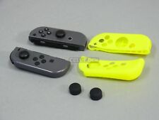 Nintendo Switch JOY CON CONTROLLER Silicon Rubber SKIN Protective SKIN - YELLOW
