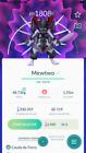 Pokemon TRADE - Armored Mewtwo !! 30 Days Friendship Bonus if u Haven't !