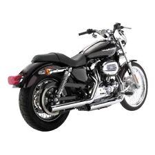 Vance & Hines Straightshots cromado Harley Davidson Sportster 2004 – 2013