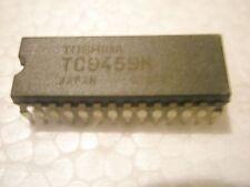 (x10pcs) TOSHIBA TC9459N ELECTRONIC VOLUME CONTROL I.C.'s (SDIP28-P-400-1.78)
