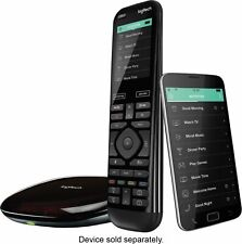 Logitech - Harmony Elite (Remote Control and Smart Hub) - Black