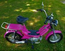 50 cc Gas Powered Moped Pink Color Metro Rider Brand New Ships Assembled