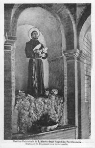 ASSISI ITALY~BASILICA PATRIARCALE di S MARIA ANGELI PORZINUNCOLA POSTCARD