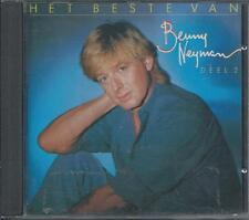 BENNY NEYMAN - Het Beste van Deel 2 CD Album 14TR (CNR) HOLLAND 198?