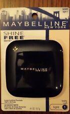 Maybelline Shine Free Pressed Powder 110 Ivory Matte Finish