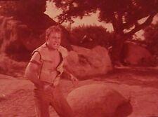 """RARE 1968~STAR TREK """"PRIVATE LITTLE WAR""""~KIRK~35mm FILM CLIP/SLIDE~LOT 358"""