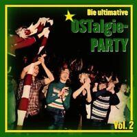 ULTIMATIVE OSTALGIE-PARTY VOL.2 - ROSENSTOLZ, PUHDYS, WOLFGANG ZIEGLER - CD NEW!