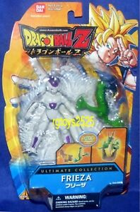 """DRAGONBALL Z Ultimate Collection 4"""" Frieza Factory Sealed 2008"""