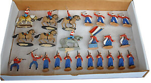 Reamsa Arabs - Professionally Painted North African Tirailleurs Algeriens - 60mm