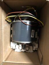 """1/4 hp 1100 RPM 1-Speed 208-230V; 5.6"""" Condenser Motor Nidec # 3403"""