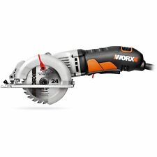 "WORX WX429L WORXSAW 4-1/2"" Corded Compact Circular Saw"