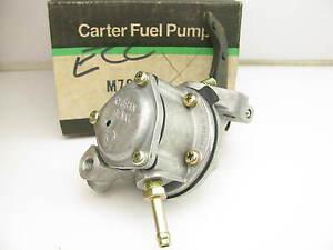 Carter M70085 Mechanical Fuel Pump - 1972-1981 DAIHATSU TRUCK 12R Taft Gran 1.6L