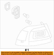 Vw Volkswagen Oem 11-14 Touareg-Taillight Tail Light Lamp Assy Left 7P6945095G