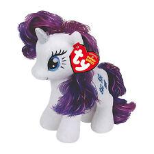"Rarity Beanie Plush Soft Toy, My Little Pony 7"" (18cm)"