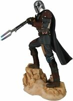 STAR WARS Premier Collection The Mandalorian MK 1 Statue Limited Edition 3D